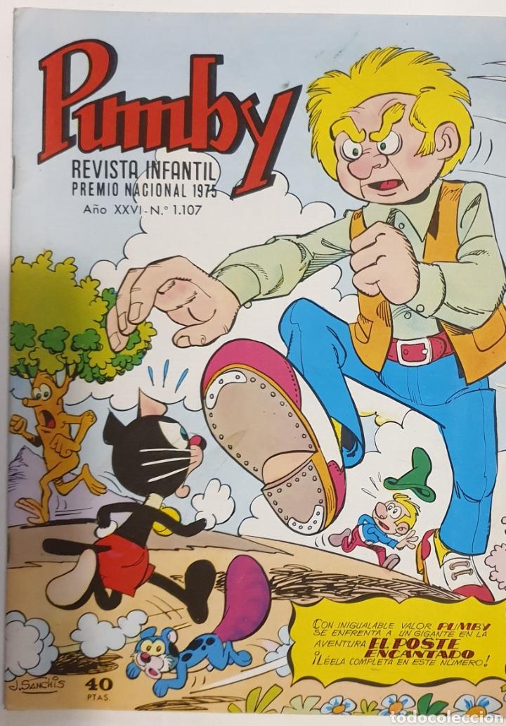 Tebeos: Lote 4 cómics Pumby - Foto 2 - 158713129