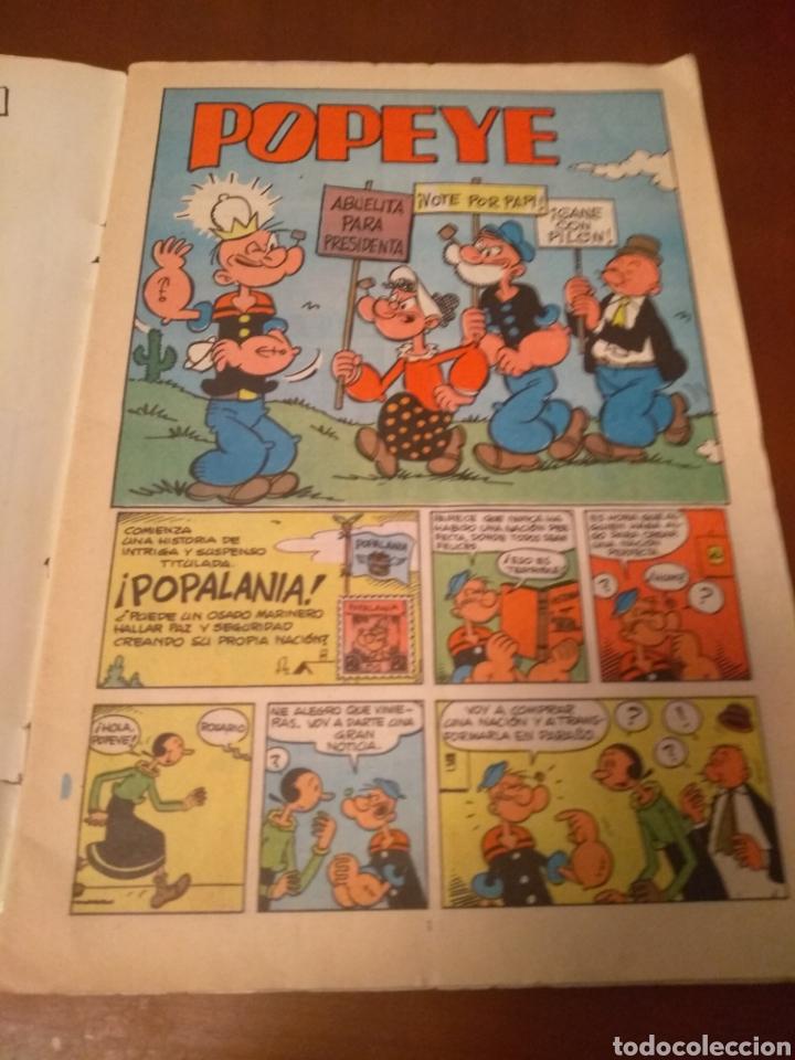 Tebeos: Cómic colosos del cómic Popeye n'12(valenciana) - Foto 3 - 158734428