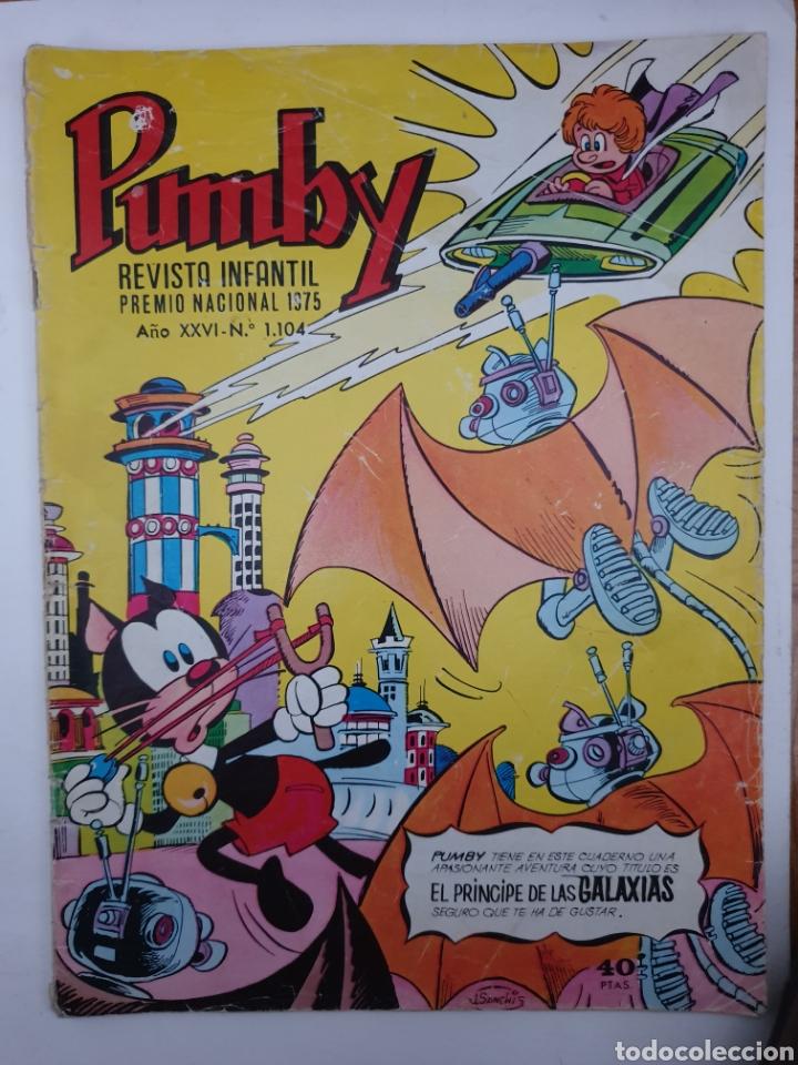 Tebeos: Lote 4 cómics Pumby - Foto 4 - 158713129
