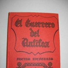 Tebeos: EL GUERRERO DEL ANTIFAZ NUEVAS AVENTURAS TOMO 3. Lote 158937846