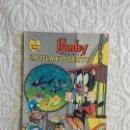 Tebeos: LIBROS ILUSTRADOS PUMBY - LA ISLA FLOTANTE - N.11. Lote 158955370