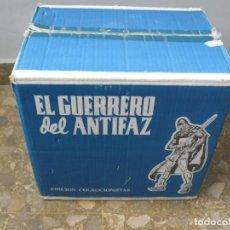 Tebeos: COMIC EL GUERRERO DEL ANTIFAZ 2ª SERIE COMPLETA (10 TOMOS) CARBONELL BARTRA S.L. EDICIÓN EXCLUSIVA. Lote 159241802
