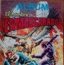 Tebeos: EL HOMBRE ENMASCARADO (THE PHANTOM) ALBUM NºS 27 A 30 EDITORA VALENCIANA 1.979 . Lote 159346814