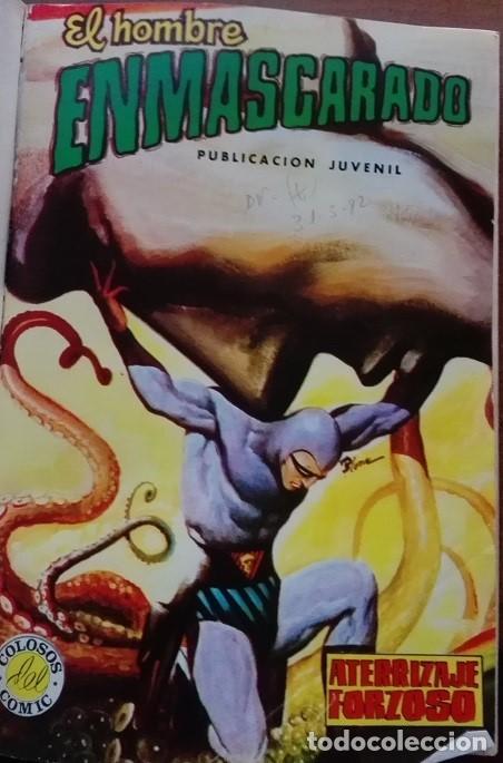 Tebeos: EL HOMBRE ENMASCARADO (The Phantom) Album Nºs 27 a 30 Editora Valenciana 1.979 - Foto 2 - 159346814