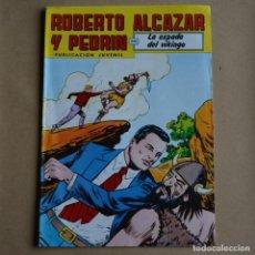 Giornalini: ROBERTO ALCAZAR Y PEDRIN, Nº 260. VALENCIANA 1981. LITERACOMIC.C2. Lote 159478938