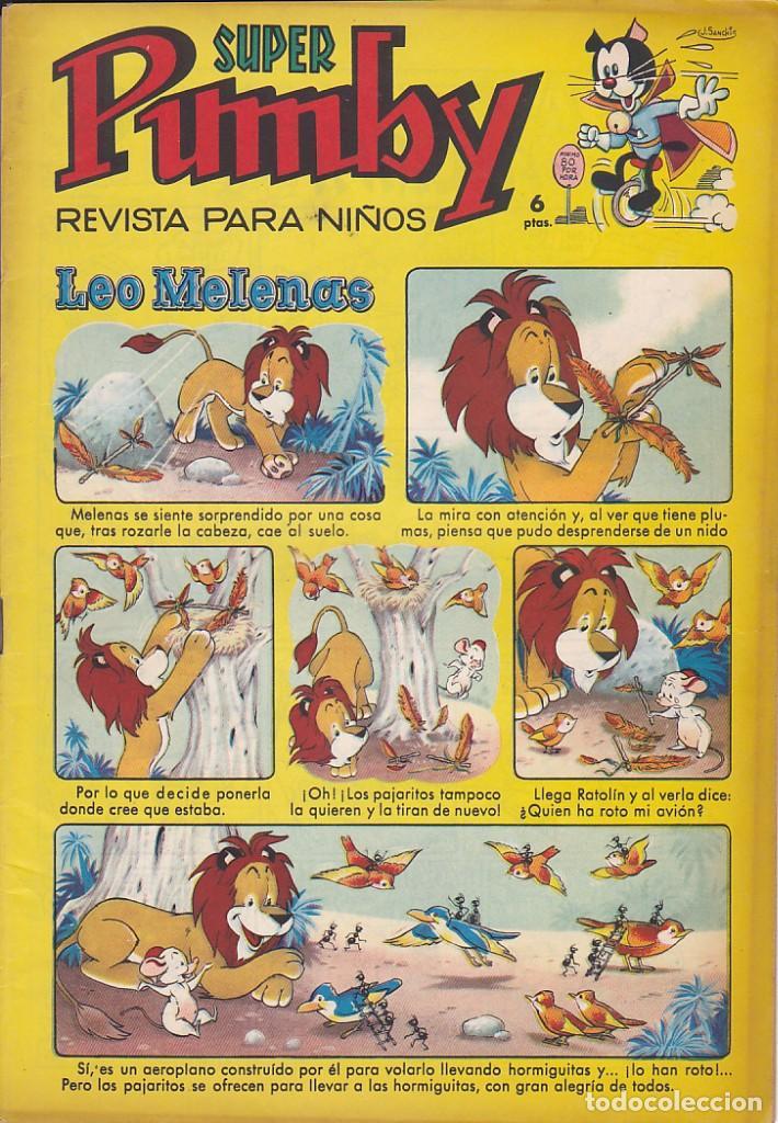 COMIC CUPER PUMBY Nº 12 (Tebeos y Comics - Valenciana - Pumby)
