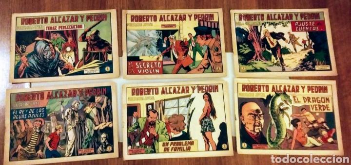 Tebeos: Tebeos de Roberto Alcázar y Pedrin - Foto 2 - 159725093