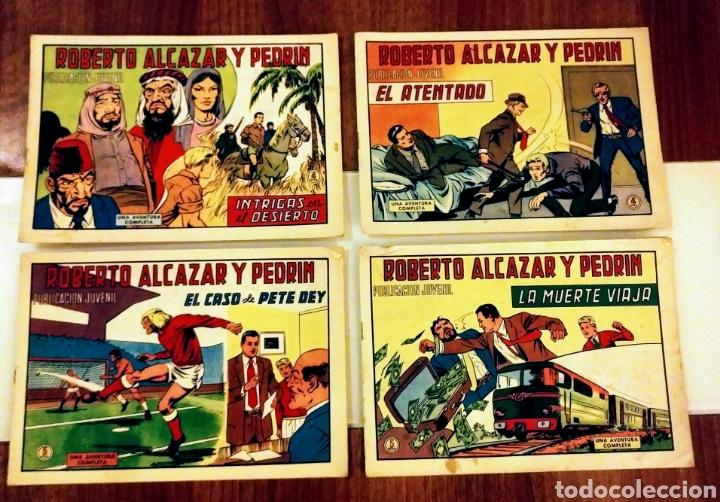 Tebeos: Tebeos de Roberto Alcázar y Pedrin - Foto 8 - 159725093