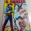 Tebeos: EL TEMERARIO Nº 8.VALENCIANA.1981.. Lote 159797326