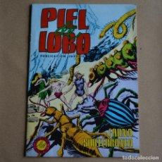 BDs: PIEL DE LOBO, Nº 16. VALENCIANA 1980. LITERACOMIC. C2. Lote 160205582