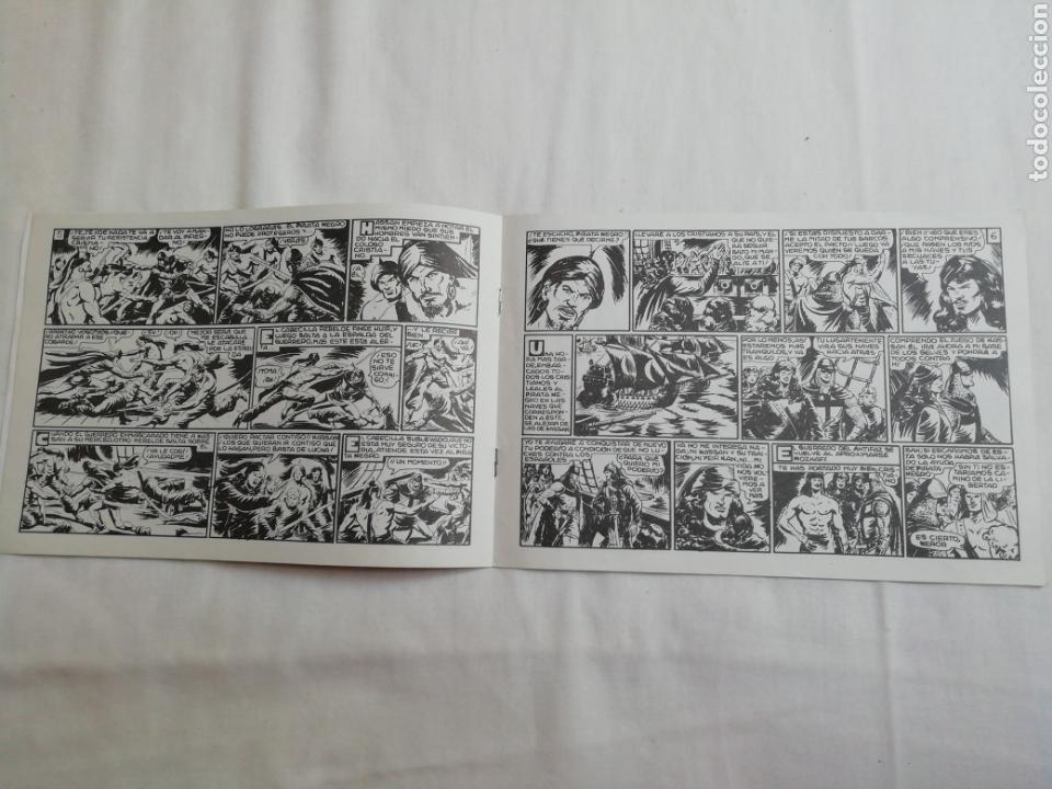 Tebeos: El guerrero del Antifaz. Aixa y los kir Nº 88 - Foto 2 - 160211572