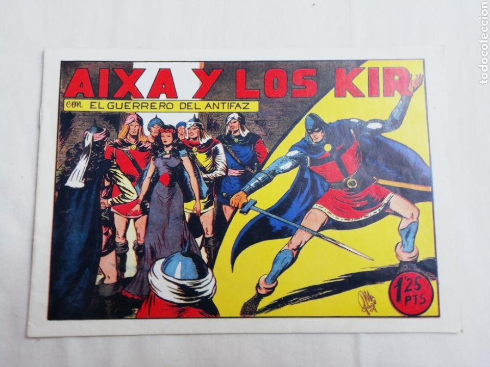 EL GUERRERO DEL ANTIFAZ. AIXA Y LOS KIR Nº 88 (Tebeos y Comics - Valenciana - Guerrero del Antifaz)
