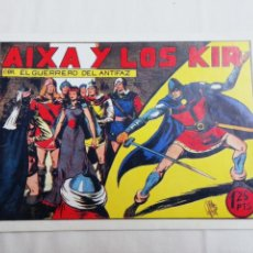 Tebeos: EL GUERRERO DEL ANTIFAZ. AIXA Y LOS KIR Nº 88. Lote 160211572