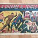 Tebeos: - ROBERTO ALCAZAR - LA ENTRADA AL TEMPLO Nº 119 - GCH. Lote 160412874