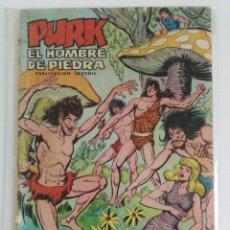 Tebeos: PURK EL HOMBRE DE PIEDRA Nº 53, LA SELVA DE LA LOCURA (EDITORIAL VALENCIANA) . Lote 160415042