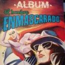Tebeos: ALBUM EL HOMBRE ENMASCARADO. Lote 160541558