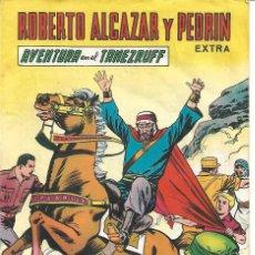 Tebeos: ROBERTO ALCAZAR EXTRA NUM 18 - ORIGINAL. Lote 160592570