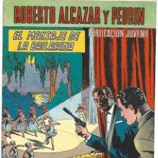 Tebeos: ROBERTO ALCAZAR EXTRA NUM 52 - ORIGINAL. Lote 160592922