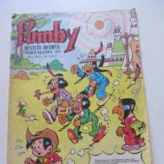 Tebeos: PUMBY Nº 1013. VALENCIANA 1977 CS126. Lote 160654130
