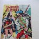 Tebeos: GUERRERO DEL ANTIFAZ Nº 190 LA VICTORIA DEL FUEGO 1976 (15PTS) VALENCIANA CS126. Lote 160656262