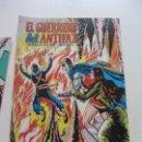Tebeos: EL GUERRERO DEL ANTIFAZ Nº 188_LA SALIDA SECRETA 1976 (15PTS) VALENCIANA CS126. Lote 160656326