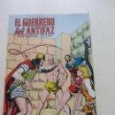 Tebeos: EL GUERRERO DEL ANTIFAZ. Nº 184. EL MISTERIO DE MIRNA. 1975 VALENCIANA CS126. Lote 160656442