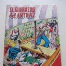 Tebeos: EL GUERRERO DEL ANTIFAZ Nº 183- PELIGRO EN LA MONTAÑA 1975 VALENCIANA CS126. Lote 160656490