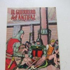Tebeos: EL GUERRERO DEL ANTIFAZ Nº 156. EL LEON DE ESTAMBUL VALENCIANA CS126. Lote 160656718