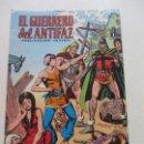 Tebeos: EL GUERRERO DEL ANTIFAZ. Nº 133 EL RASTRO DE ALI-KAN VALENCIANA CS126. Lote 160658542