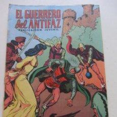 Tebeos: EL GUERRERO DEL ANTIFAZ. Nº 120. ABUL CHUMALIN. VALENCIANA CS126. Lote 160658686
