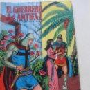 Tebeos: EL GUERRERO DEL ANTIFAZ. Nº 76. ALI KAN ESCAPA. 1973 VALENCIANA CS126. Lote 160658882