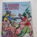 Tebeos: EL GUERRERO DEL ANTIFAZ Nº 47. EL ATAQUE DE LA PIRATA. EDITORIAL VALENCIANA. 1973 CS126. Lote 160659766