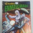 Tebeos: 15830 - COMIC - EL HOMBRE ENMASCARADO - Nº 10. Lote 160776038