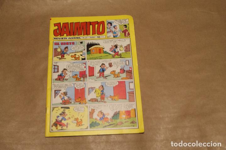 JAIMITO Nº 1551, EDITORIAL VALENCIANA (Tebeos y Comics - Valenciana - Jaimito)