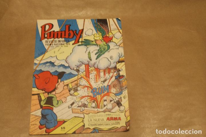 PUMBY Nº 968, EDITORIAL VALENCIANA (Tebeos y Comics - Valenciana - Pumby)