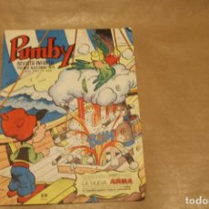 Tebeos: PUMBY Nº 968, EDITORIAL VALENCIANA. Lote 160986818