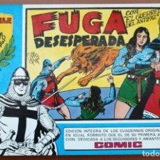 Tebeos: LOTE DE 7 CÓMICS EL GUERRERO DEL ANTIFAZ. HOMENAJE A MANUEL GAGO.. Lote 161096814