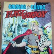 Tebeos: CÓMICS FLASH GORDON - COLOSOS DEL COMIC -CAMPEÓN DE MONGO. Lote 161101058