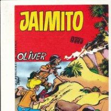 Tebeos: JAIMITO EDITORIAL VALENCIANA NUMERO 1645. Lote 161566258