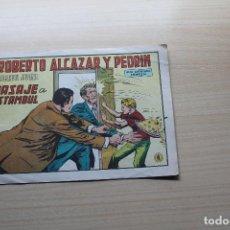 Tebeos: ROBERTO ALCAZAR Y PEDRÍN Nº 1110, EDITORIAL VALENCIANA. Lote 161696178