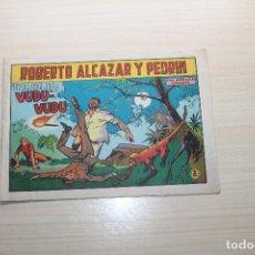 Tebeos: ROBERTO ALCAZAR Y PEDRÍN Nº 933, EDITORIAL VALENCIANA. Lote 161697482