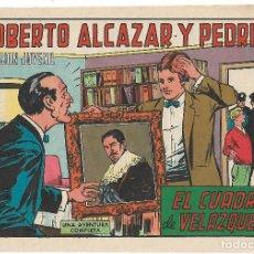 Tebeos: ROBERTO ALCAZAR 190 TEBEOS ORGINALES - DEL 1001 AL 1219 PUEDEN VENDERSE SUELTOS. Lote 185988577