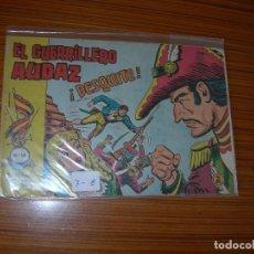 Tebeos: EL GUERRILLERO AUDAZ Nº 18 EDITA VALENCIANA . Lote 162699702