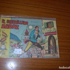 Tebeos: EL GUERRILLERO AUDAZ Nº 20 EDITA VALENCIANA . Lote 162699786