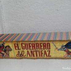 Tebeos: 68 TOMOS.COLECCION COMPLETA DE EL GUERRERO DEL ANTIFAZ. Lote 162919606