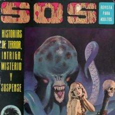 Tebeos: SOS-I ÉPOCA- Nº 26 -ÚLTIMO COLEC- PABLO MARCOS-V.VAÑÓ-E. PUCHADES-1976-BUENO-DIFÍCIL-LEAN-3818. Lote 210745962