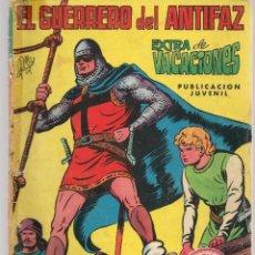 Tebeos: EL GUERRERO DEL ANTIFAZ. EXTRA DE VACACIONES. VALENCIANA (ST/A20). Lote 163520366