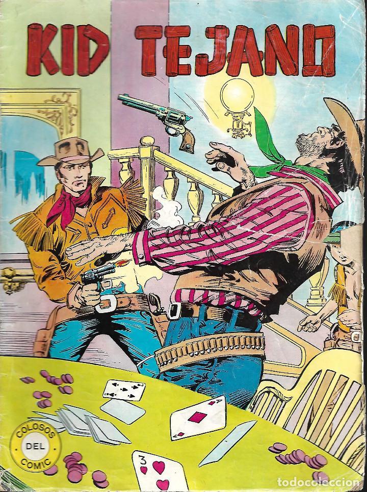 COLECCION DE 30 Nº DE KID TEJANO VER RELACION (Tebeos y Comics - Valenciana - Otros)