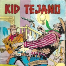 Tebeos: COLECCION DE 30 Nº DE KID TEJANO VER RELACION. Lote 163953286