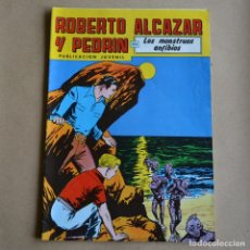 BDs: ROBERTO ALCAZAR Y PEDRIN, Nº 267. VALENCIANA 1981. LITERACOMIC.C2. Lote 164164614